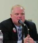 Rob Ford, Mayor of Toronto
